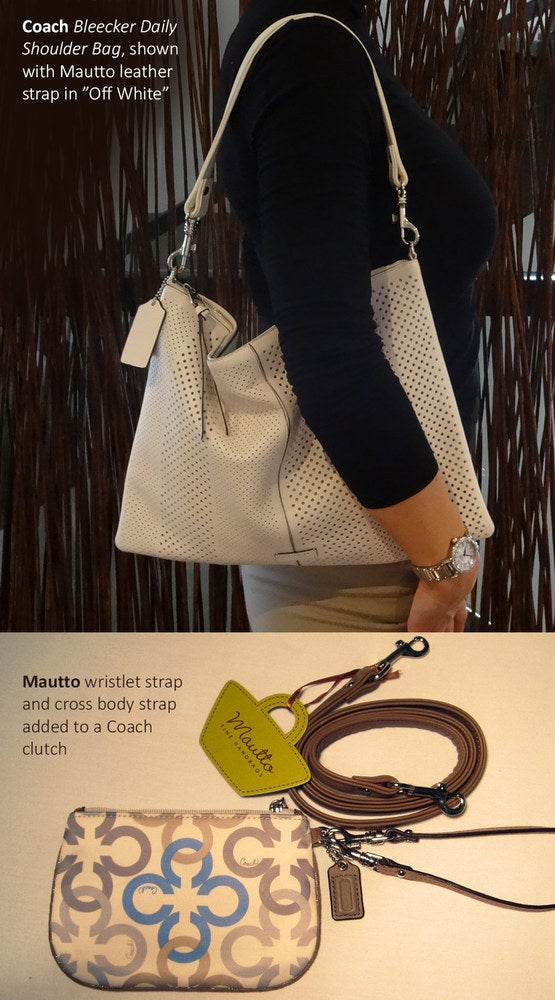 Image of Coach Replacement Straps and Repair for Purses, Bags and More