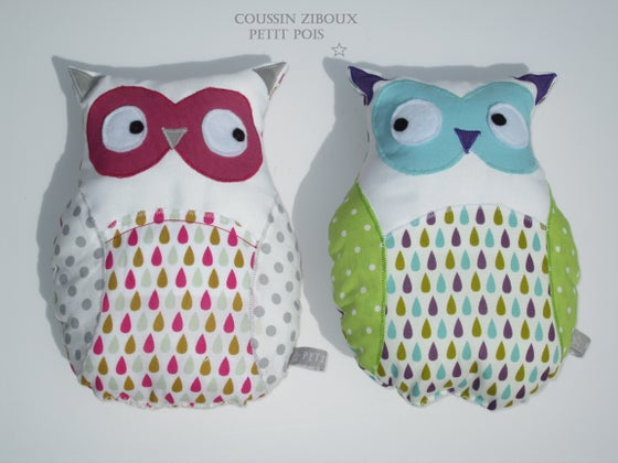 Image of Coussin Ziboux