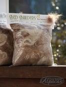 Image of Bird Nesting Materials - Our Alpaca Fiber!