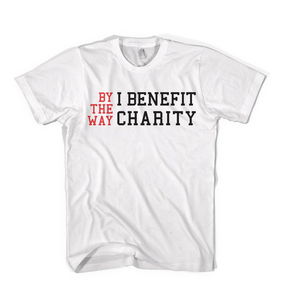 Image of I Benefit Charity // Crew Neck
