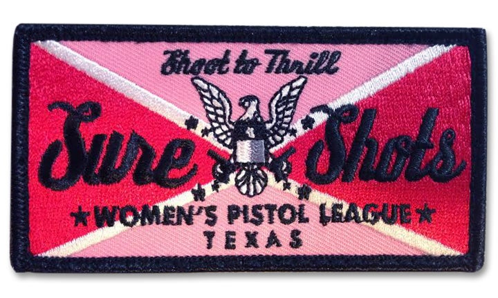 Image of Sure Shots Morale Patch