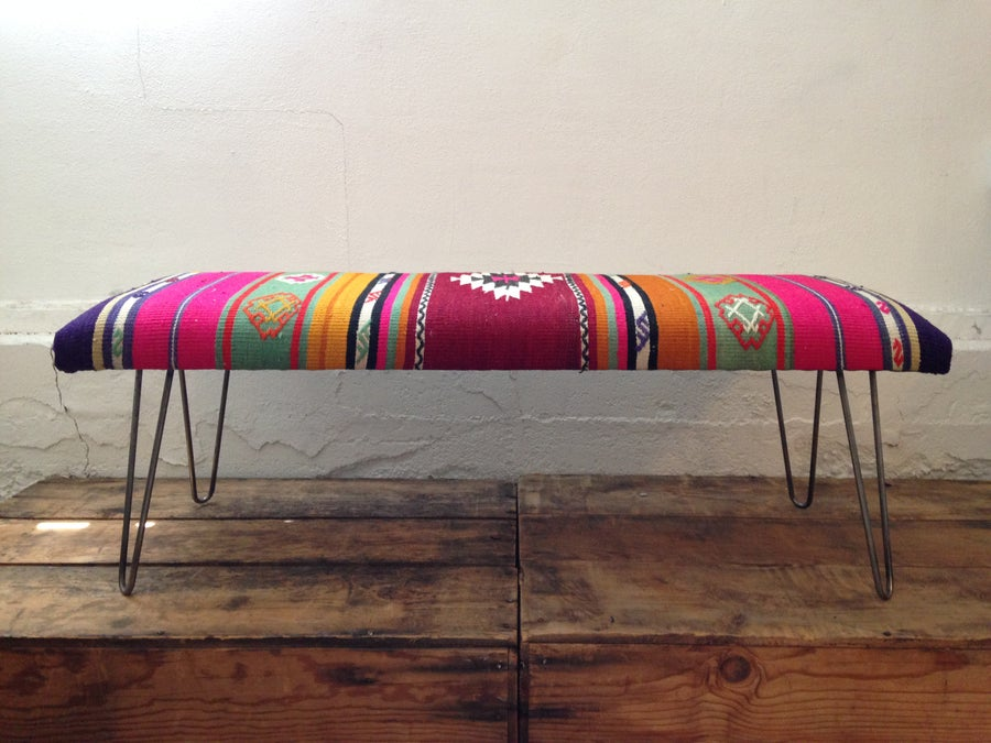 Image of Kilim Bench | Large