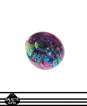Image of Alex Ubatuba (2BA) Paper Weight (Mothership Glass)