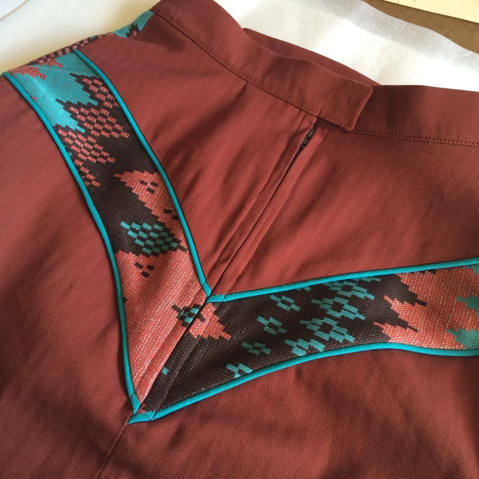 Image of Western Wiggle Skirt