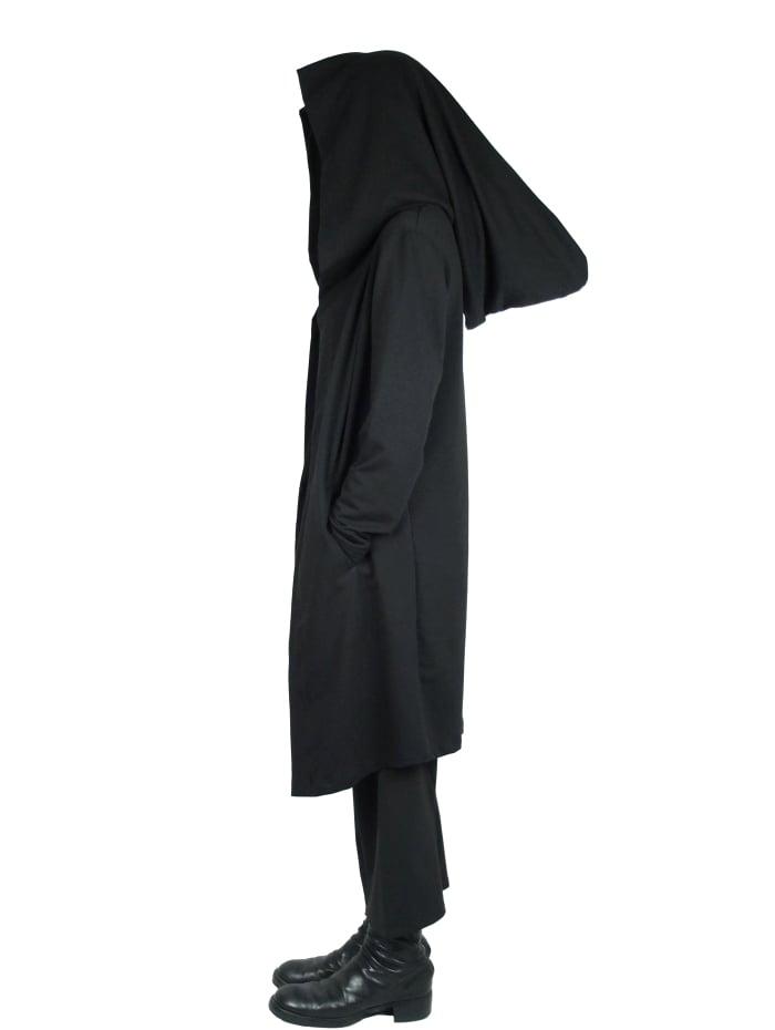 Image of Oversize Hooded Jacket