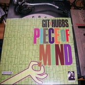 Image of GIT x Hubbs - Piece Of Mind LP on VINYL (Limited Edition of 50 in the USA)