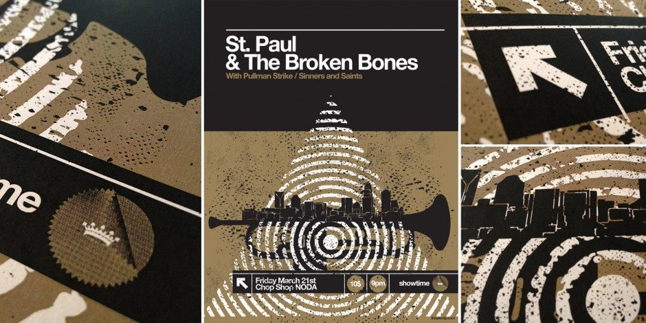 St. Paul & The Broken Bones - Charlotte, NC