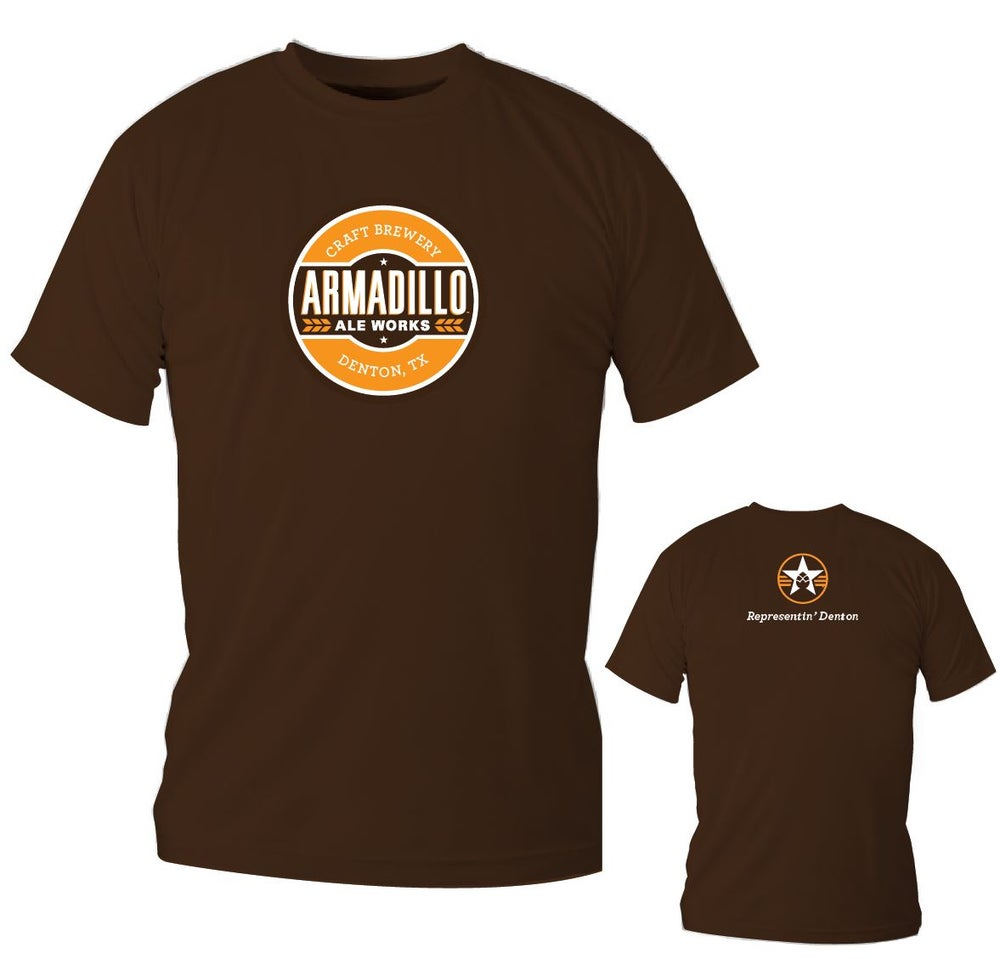 Image of Armadillo Ale Works T-shirt