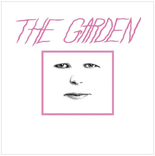 "Image of THE GARDEN ""GLIMPSE"" 7"""