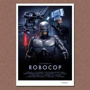 Image of RoboCop Poster