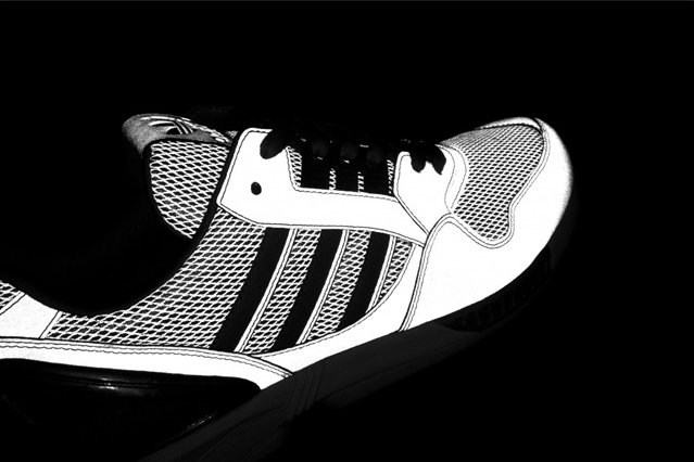 Adidas ZX 9000 Black 'Reflective' Exclusive UK9