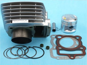 Image of Cafe Racer Honda CG125 250 Barrel Cylinder Piston Kit Set