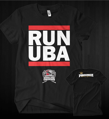 Image of LIMITED EDITION RUN UBA SHIRTS