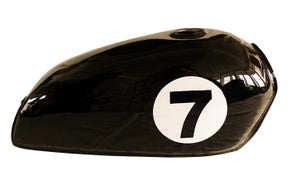 Image of Cafe Racer Honda Benly 50S Fuel Tank/ Gas Tank 50S Series 03