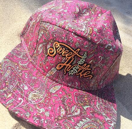Image of Paisley Sherbet Hat