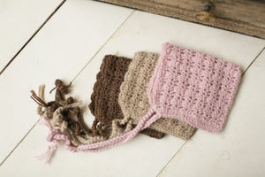 Image of Baby Alpaca Bonnet