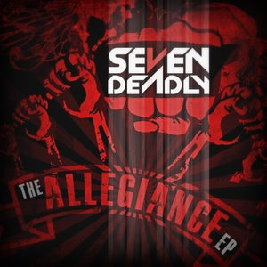 Image of The Allegiance EP (CD 50% Off - limited availability)