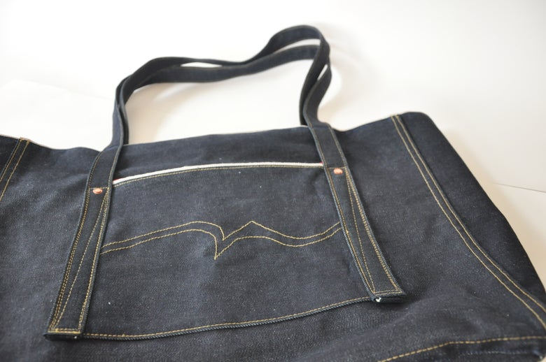 Image of Custom Tote Bag