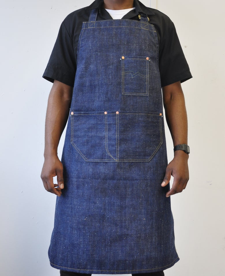 Image of Selvedge Denim Apron