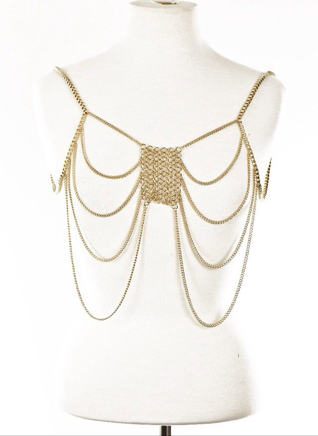 "Image of ""Butterfly Effect"" body chain"