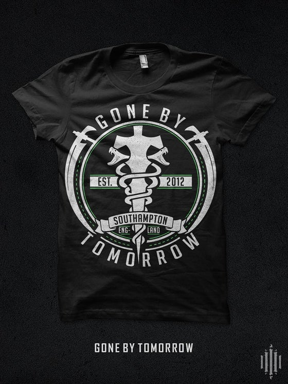 Image of Snakes and Dagger Tee