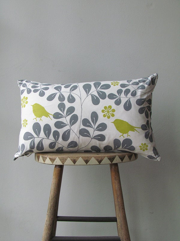 Image of BABY BIRD CUSHION #9