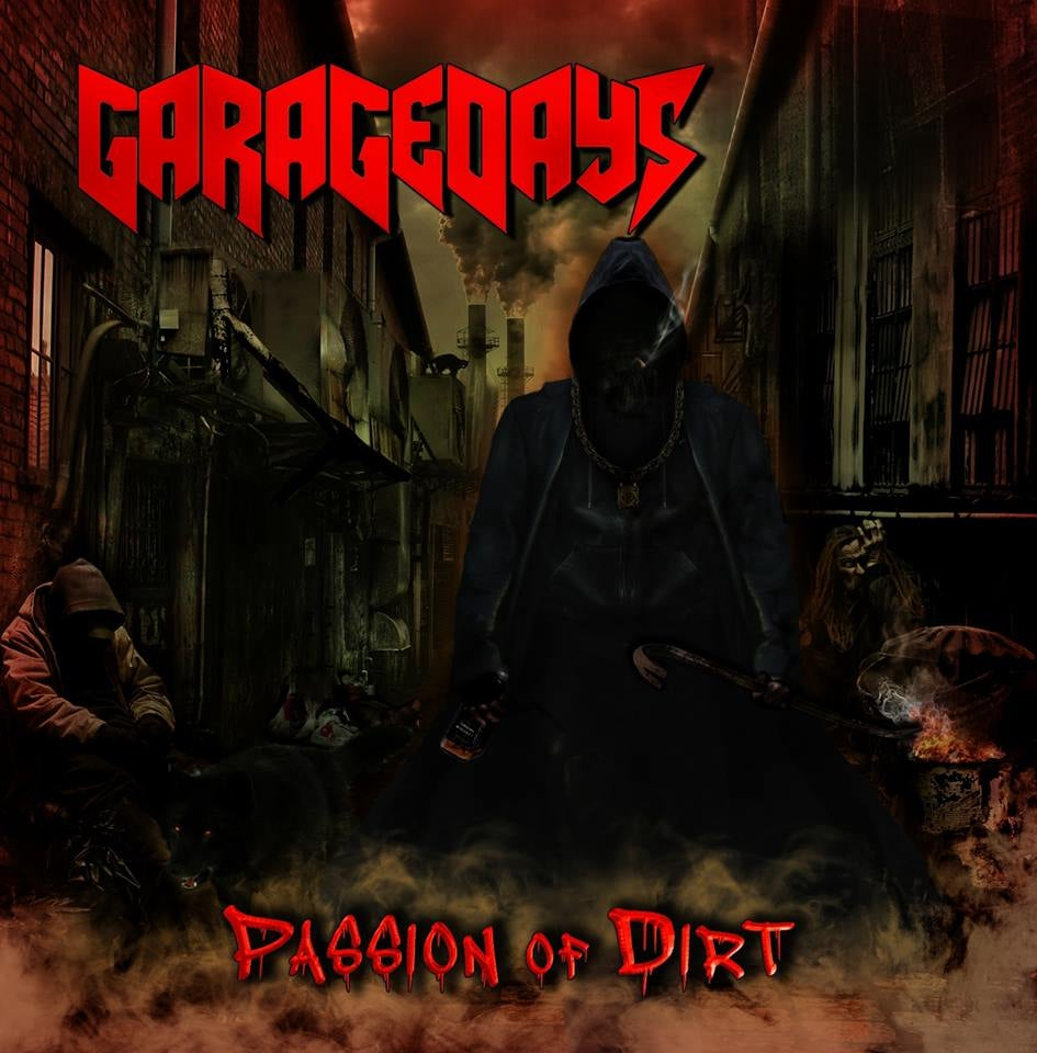 Image of Passion Of Dirt ( full length studio album)