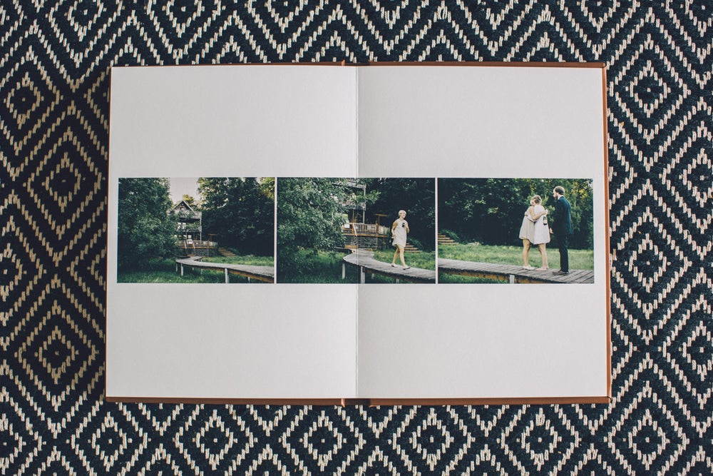 Image of Fine Art Wedding Album