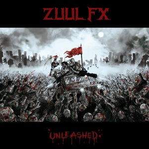 "Image of ""Unleashed"" DIGIPACK CD."
