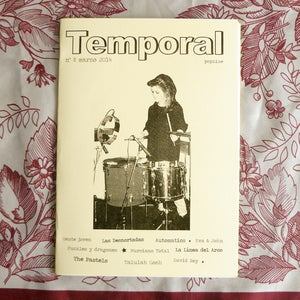 Image of Temporal Fanzine nº8