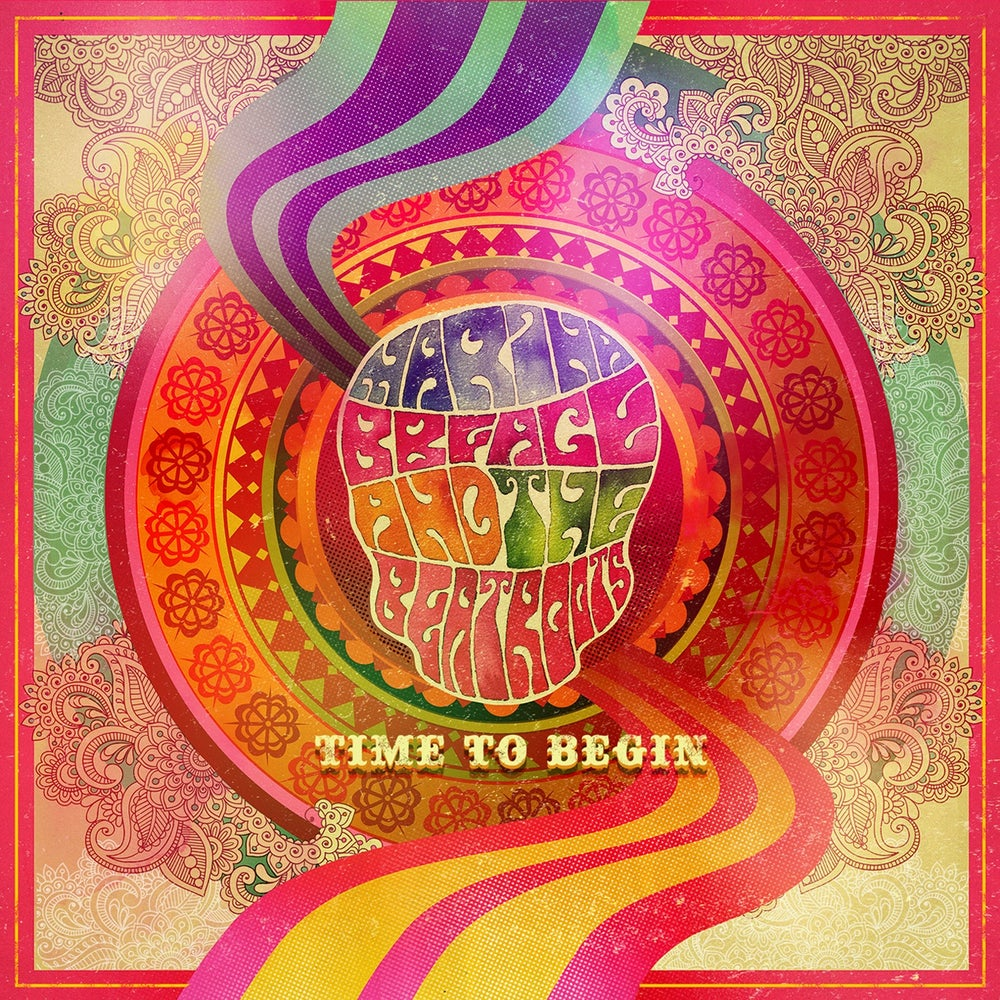 Image of Time To Begin (LRC 2014) CD