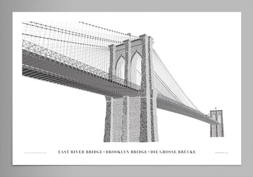 Image of 3-pack: Brooklyn Bridge, Colosseo, Salt Lake Temple