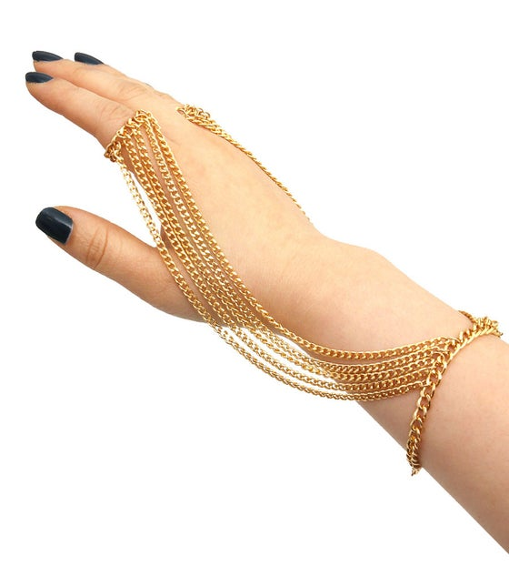 Image of Tori Hand Chain