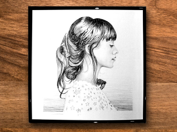 Image of Profile sketch