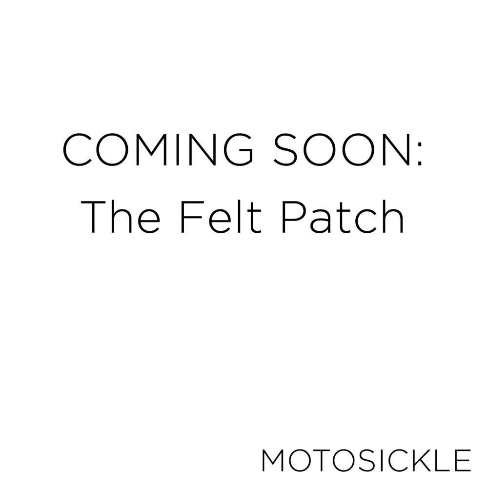 Image of THE FELT PATCH