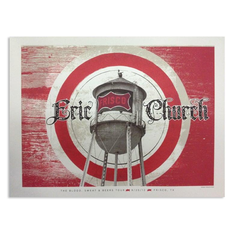 Eric Church, Frisco, TX