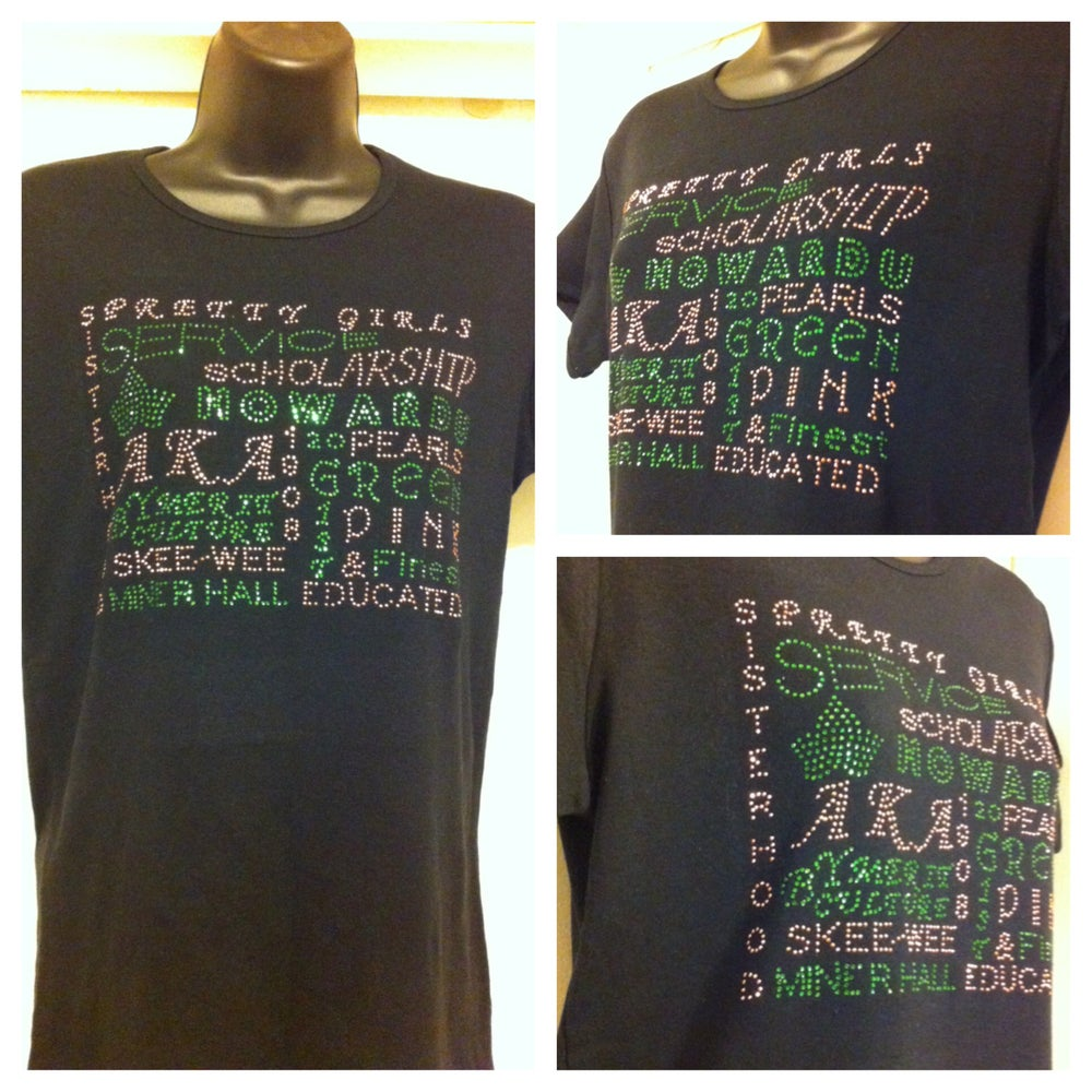 Image of Definition of AKA Woman Tee