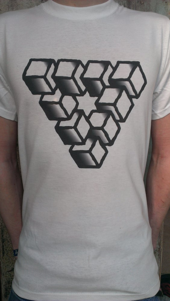 "Image of ""Penrose Triangle"" T-shirt"