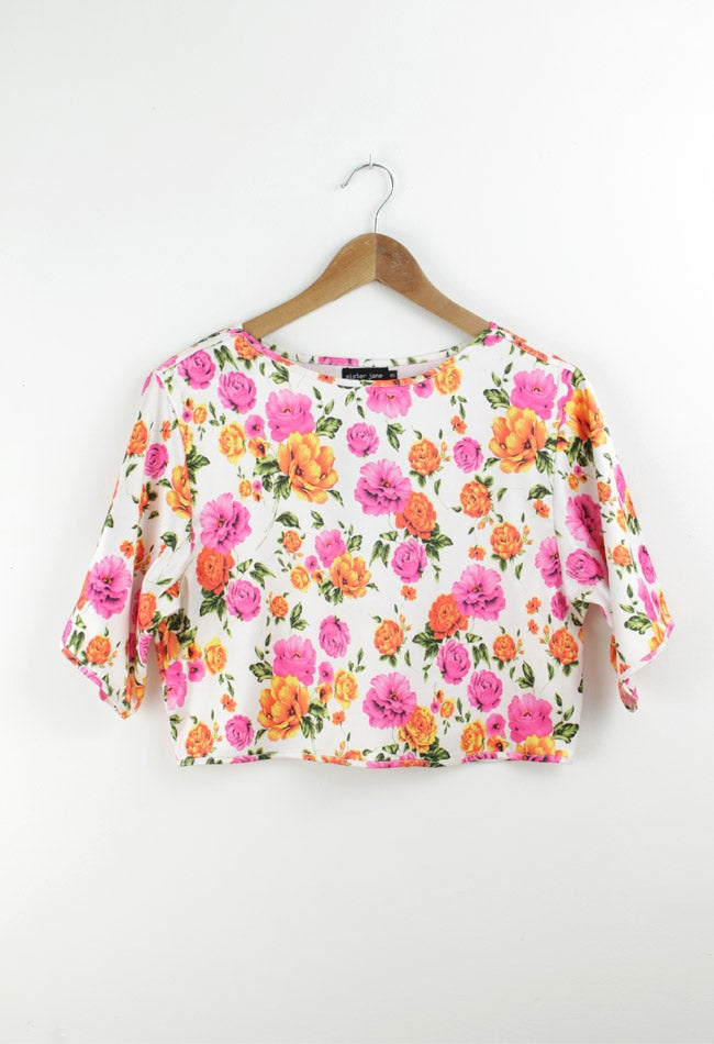 Image of BLOOM CROP TOP