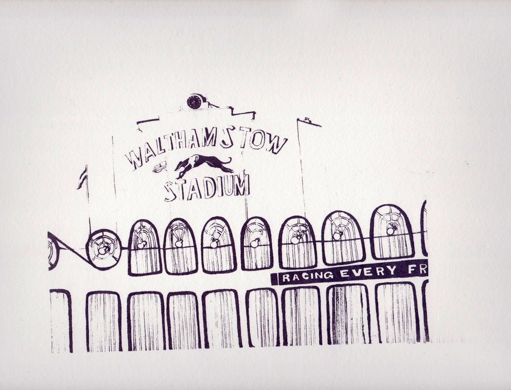 Image of The Ghosting Walthamstow Stadium
