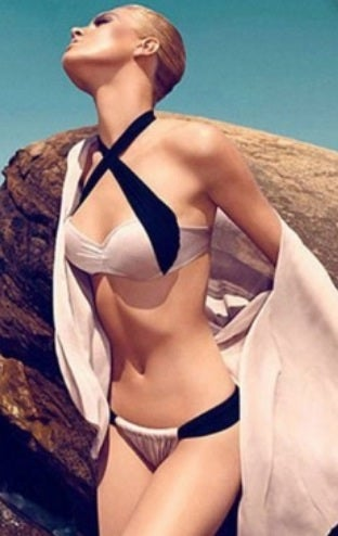 Image of Patchwork Bikini