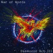 "Image of War of Words - DimWorld Act III 12"" LP"