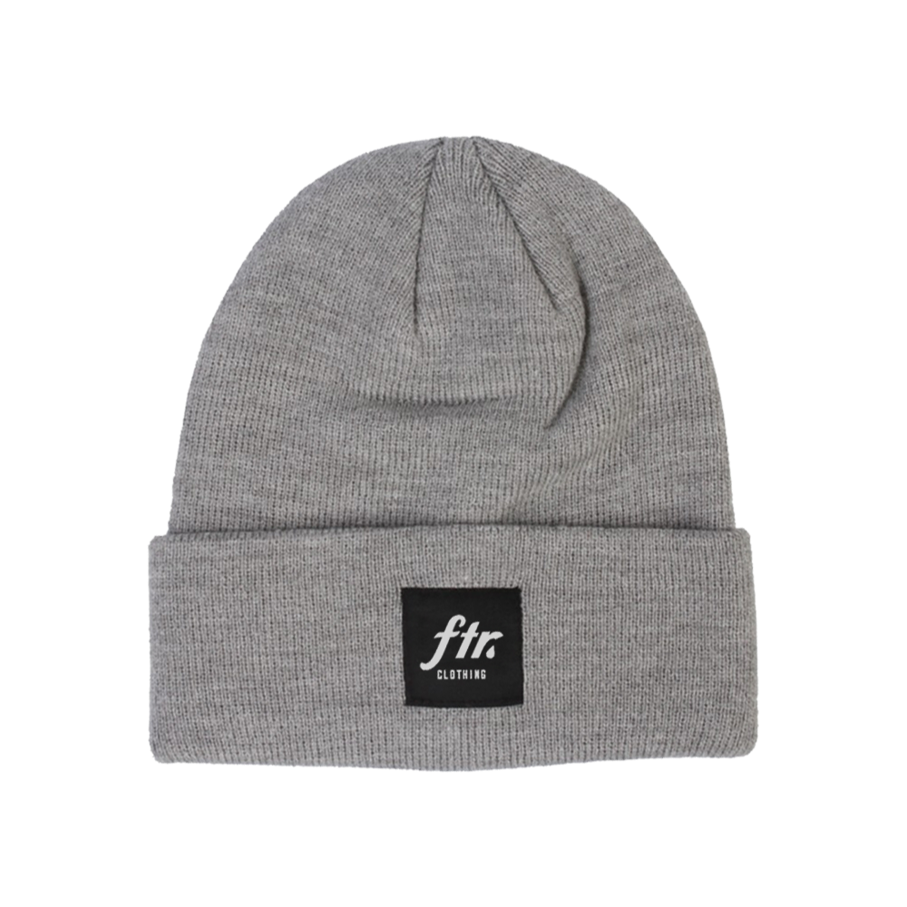 Image of FTR Beanie (Grey)