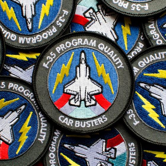 Image of F-35 Lightning II Patch
