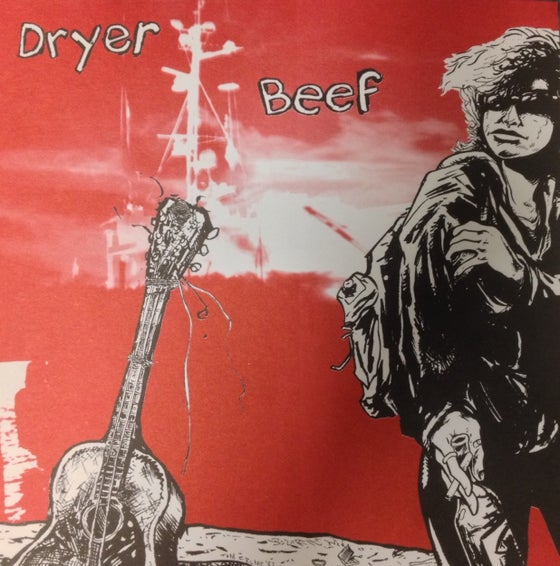 Image of Dryer / Beef split 7""