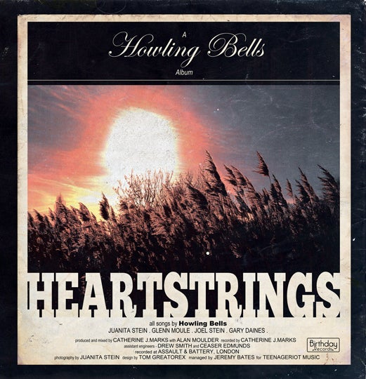 Image of Heartstrings Signed Vinyl Bundle + Download
