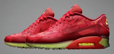 Image of Nike Air Max 90 ICE 'Gym Red'