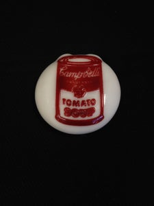 Image of Slinger Campbell's Soup hollow pendant