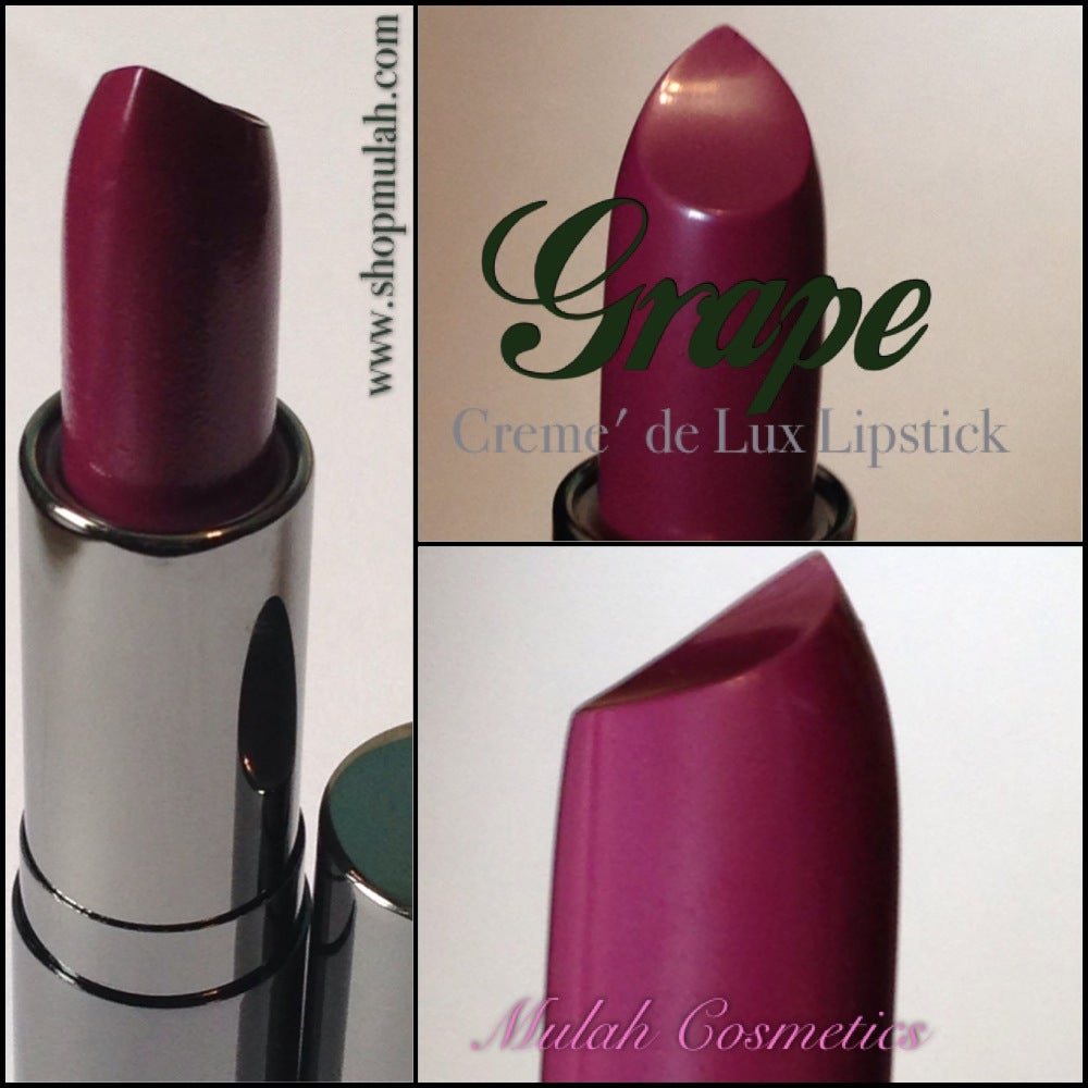 Grape Luxury Crème Lipstick