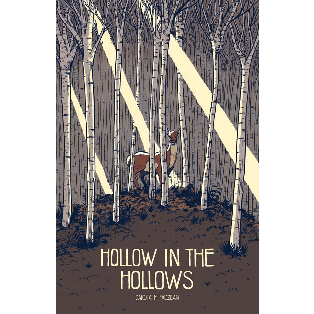 "Image of Dakota McFadzean ""Hollow In The Hollows"""